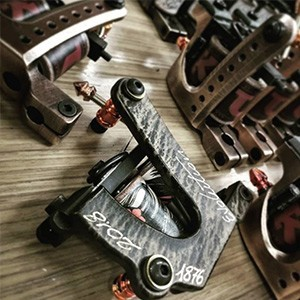 Coils Tattoo Machines