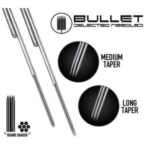 Bullet needles