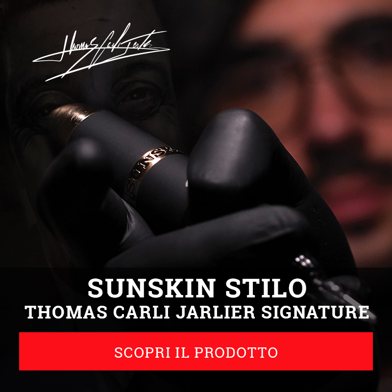 Stilo Tattoo Pen Thomas Carli Jarlier