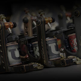 Tattoo machines & spare parts