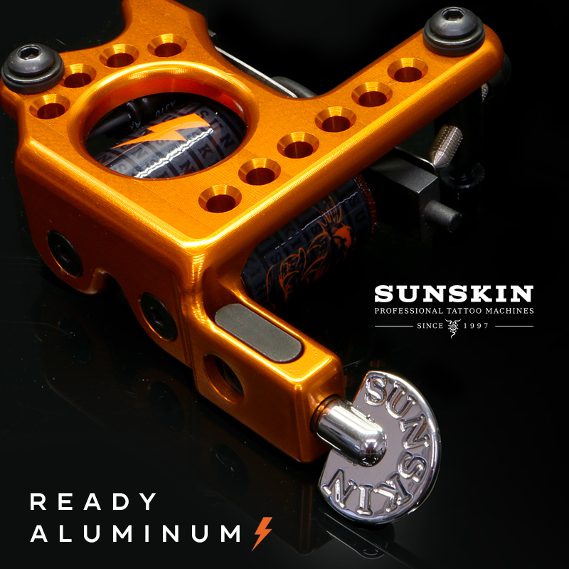Sunskin Ready Aluminum